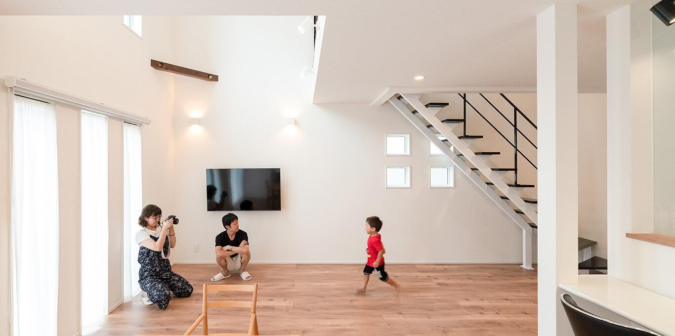 建てるときも、建てた後からもずっと満足が続く家づくり- irohaco style -