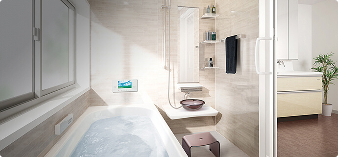 おふろ Bath